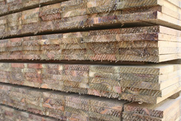 4 inch fence boards 100mm x 16mm x 1.8m
