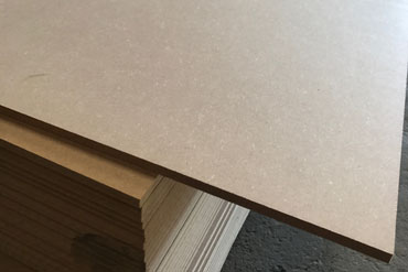 MDF 8 x 4 sheets- 18mm thick